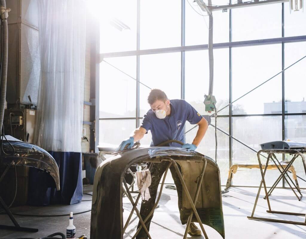 Tevredenheidsonderzoek voor schadeherstelbedrijven