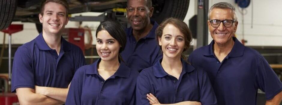 Beste automotive werkgever header